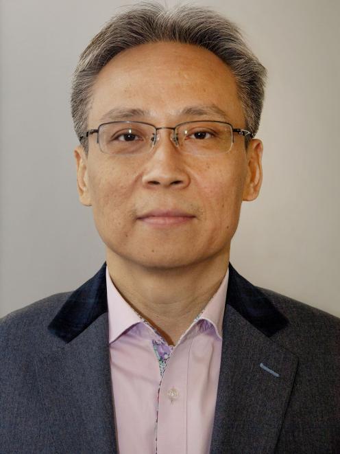 Wang Zhijian. Photo: Geoff Sloan