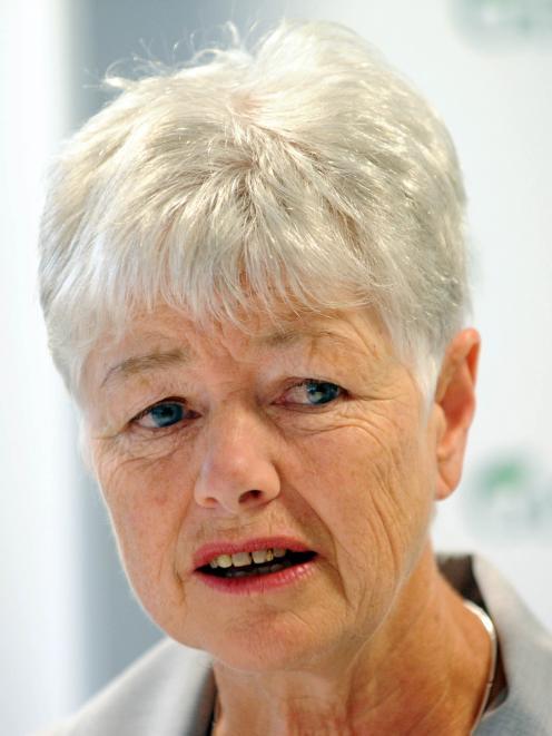 Jeanette Fitzsimons.