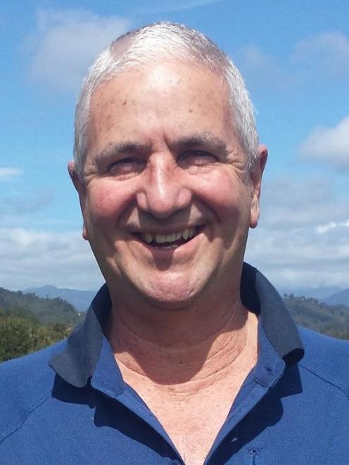 Westland mayor Bruce Smith