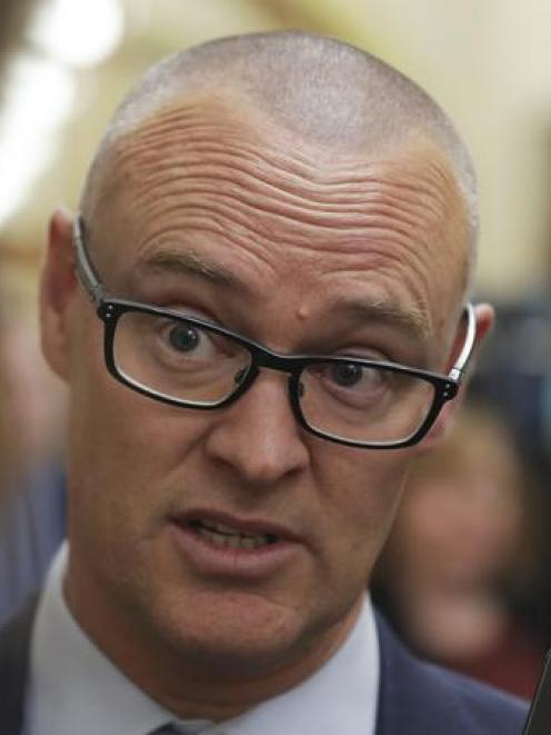 """David Clark: """"At a time when we are asking New Zealanders to make historic sacrifices I've let..."""