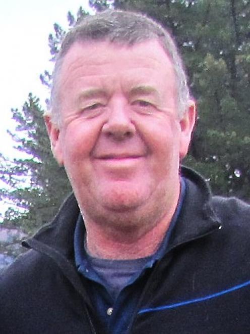 Greg Turner. Photo: ODT files
