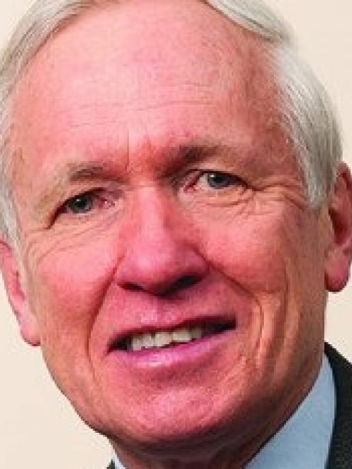 Prof David Skegg.