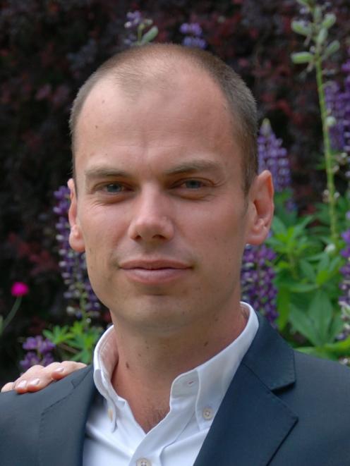 Richard McLeod. Photo: Supplied
