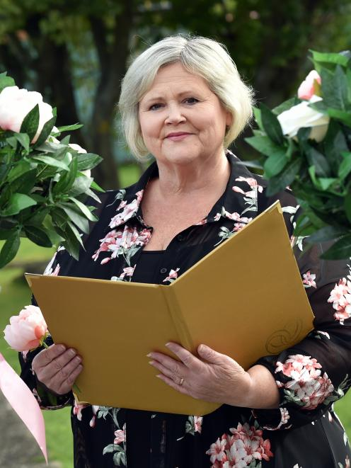 Celebrant Robyn Johnston is preparing to navigate the changing format of weddings and funerals in...
