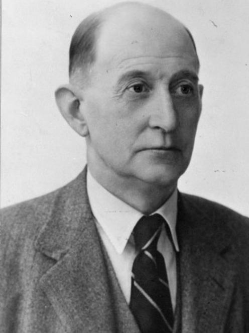 Archibald Baxter. PHOTO: ALEXANDER TURNBULL LIBRARY