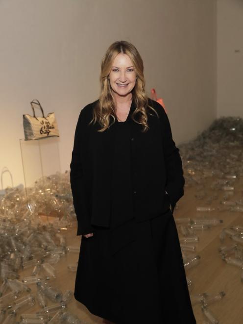 English fashion designer Anya Hindmarch. Photo: Getty Images