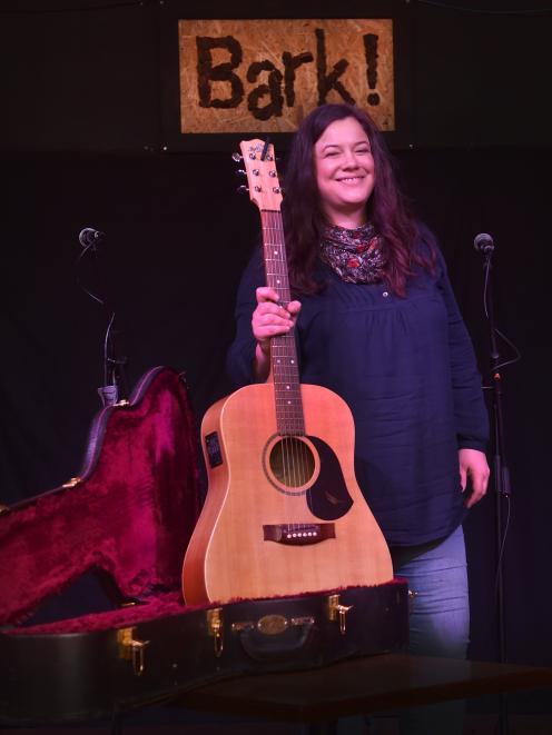 Jo Little organised a concert to help raise money for the Dog With Two Tails music venue in...