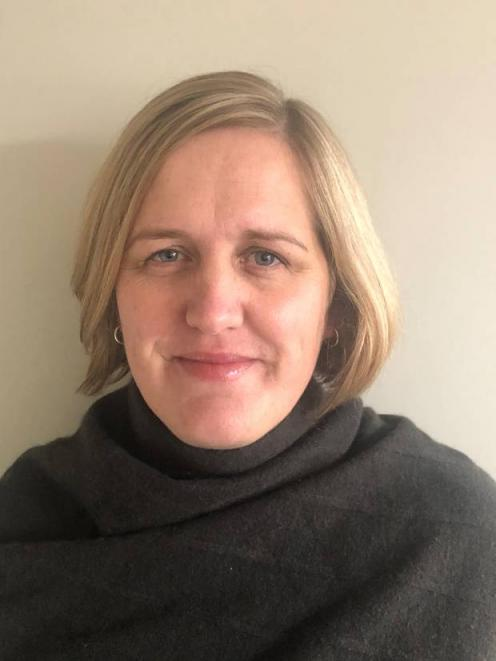 Sands New Zealand chairwoman Melanie Tarrant says what parents grieving miscarriage, neonatal death or stillbirth need is for their loss to be acknowledged. Photo / Supplied