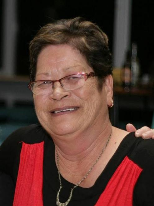 Peggy Noble was shot dead at Ashburton Work and Income on September 1, 2014. Photo: Supplied via...