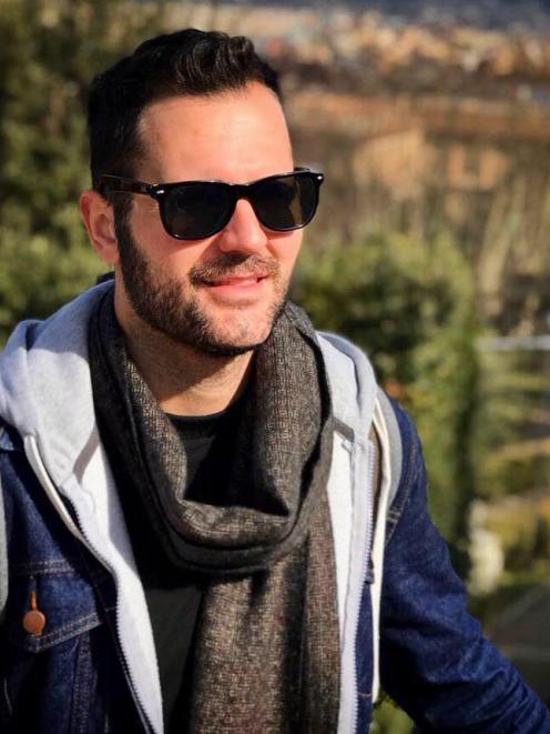 Alejandro Vigna. Photo: Supplied