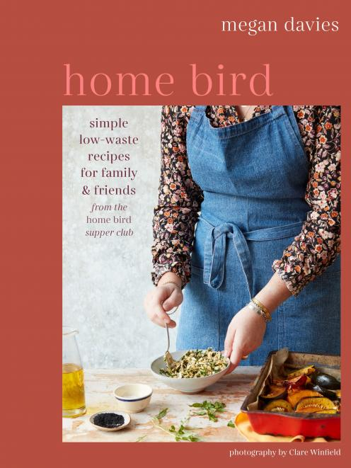 THE BOOK:  Home Bird, by Megan Davies, published by Ryland Peters & Small.