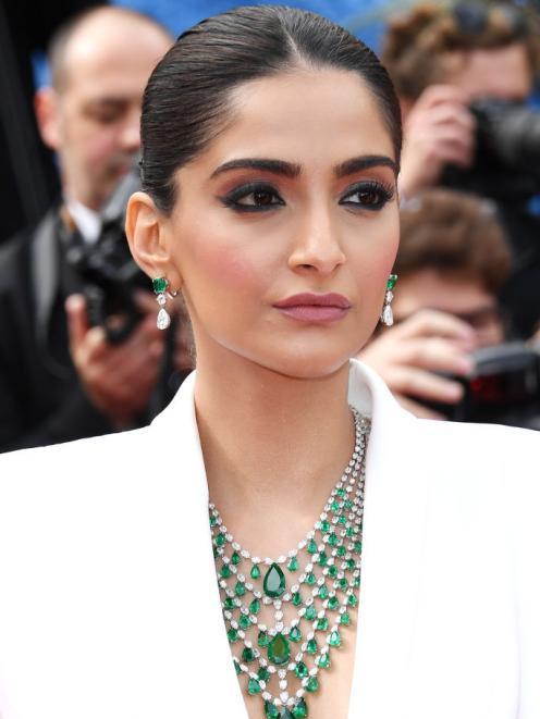 Sonam Kapoor. Photo: Getty Images