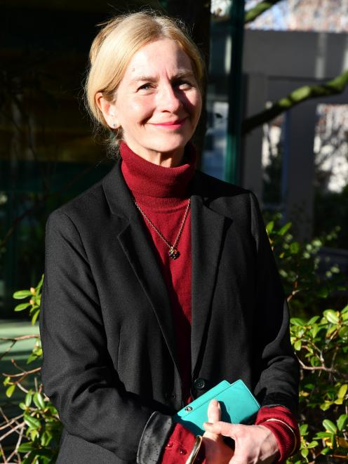 Southern Institute of Technology's new interim chief executive Maree Howden.   PHOTO: LAURA SMITH