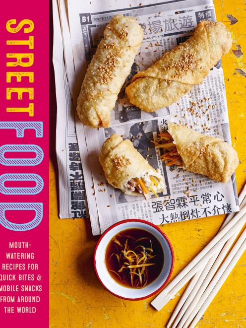 THE BOOK: Street Food, published by Ryland Peters & Small.