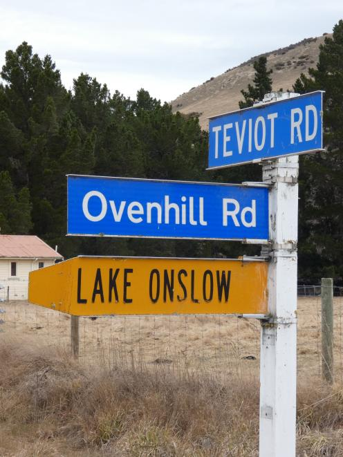 The road to Lake Onslow is closed in winter but may require an upgrade if a 