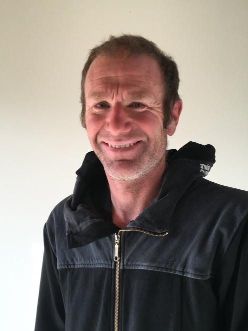 There is no substitute for wool, says farmer David Acland. PHOTO: SUPPLIED