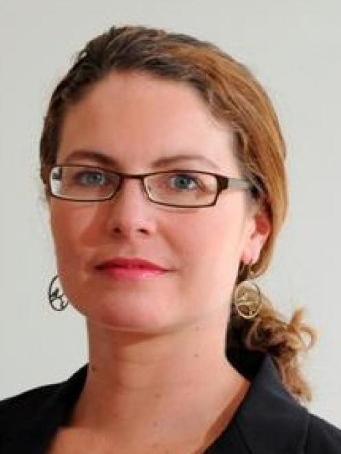 Fiordland Marine Guardians chairwoman Dr Rebecca McLeod