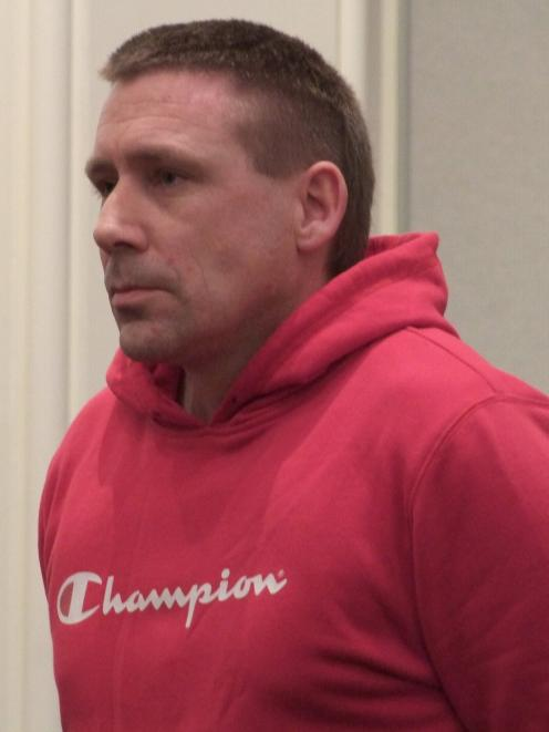 Jayden Marriner (39) was able to source large amounts of methamphetamine which he sold around...
