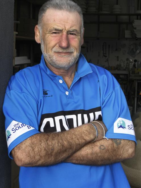 Hawker in 2008. Photo: Supplied