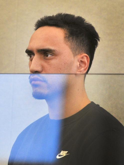 John-Boy Rakete declined to renounce the Mongrel Mob when he spoke to the Parole Board. PHOTO:...