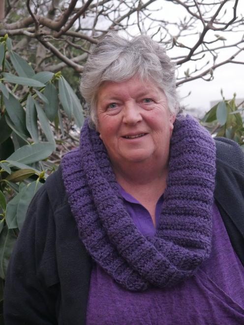 East Taieri resident Margaret Scott.