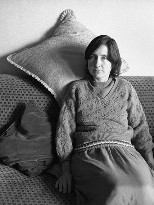 Joanna Paul 1981, by Adrienne Martyn