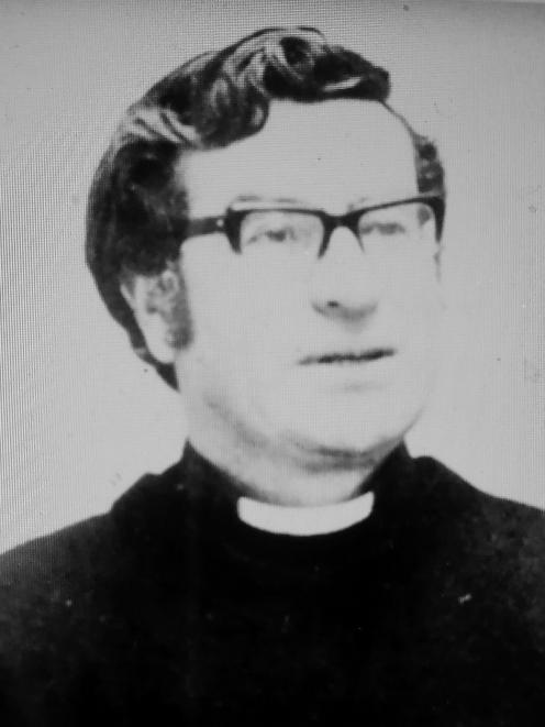 Brother Don Murray, pictured about 1971. PHOTO: OTAGO IMAGES