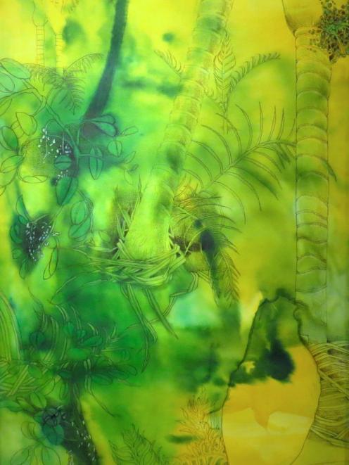 In Praise of Nikau — Kohekohe, by Christine Hellyar