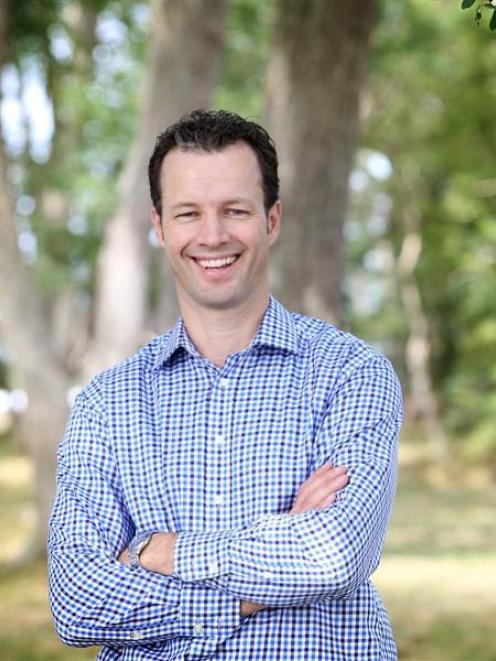 DairyNZ chief executive Tim Mackle. Photo by DairyNZ.
