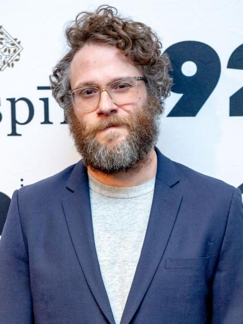 Seth Rogen. Photo: Getty Images