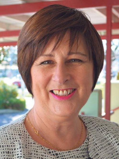 Maureen Pugh. Photo: Greymouth Star