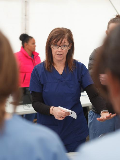 WellSouth director of nursing Wendy Findlay. PHOTO: CLIVE COPEMAN