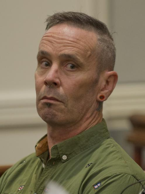 Reginald Robert Ozanne (50) in court. Photo: Gerard O'Brien