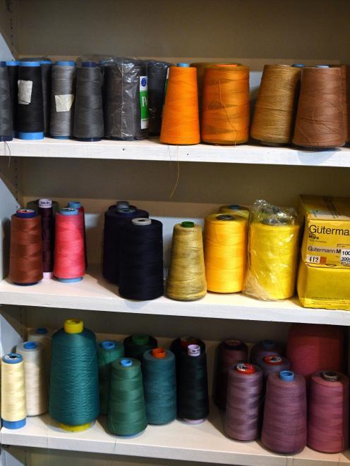 Stitch Kitchen's cotton store.