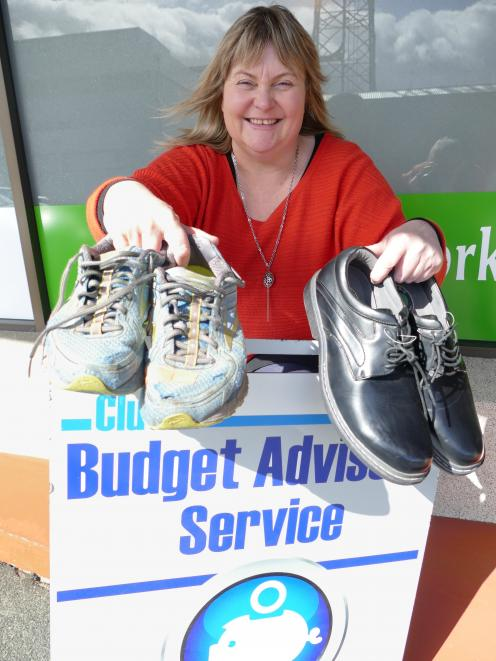 Clutha Budget Advisory Service co-ordinator Lee-Anne Michelle says new local initiative Happy...