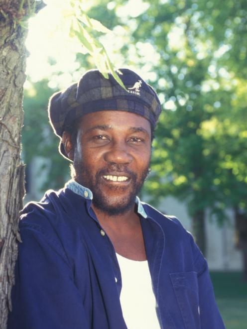 Toots Hibbert, of Toots and the Maytals in 1997. Photo: Getty Images