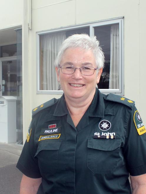 Pauline Buchanan. PHOTO: SUPPLIED