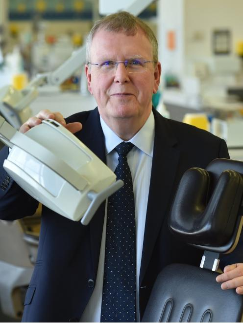 University of Otago health sciences pro-vice-chancellor Paul Brunton says the university has an...