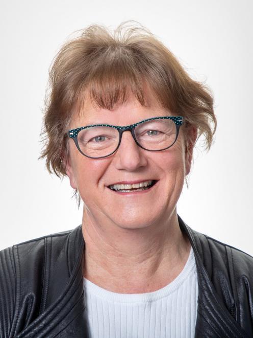 New Otago Community Trust trustee Raewyn van Gool. PHOTO: SHARRON BENNETT