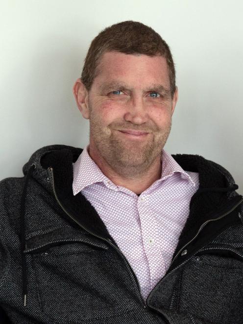 Winton farmer Blair Vining put cancer treatment high on the political agenda. PHOTO: NEW ZEALAND...