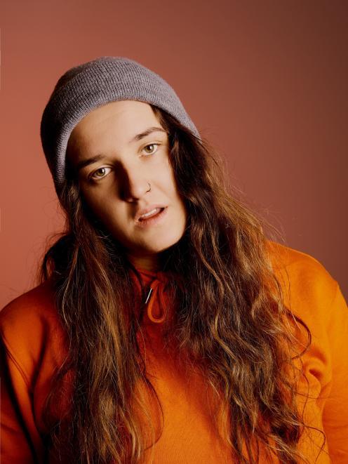 Dunedin singer-songwriter Abby Wolfe. PHOTO: SUPPLIED