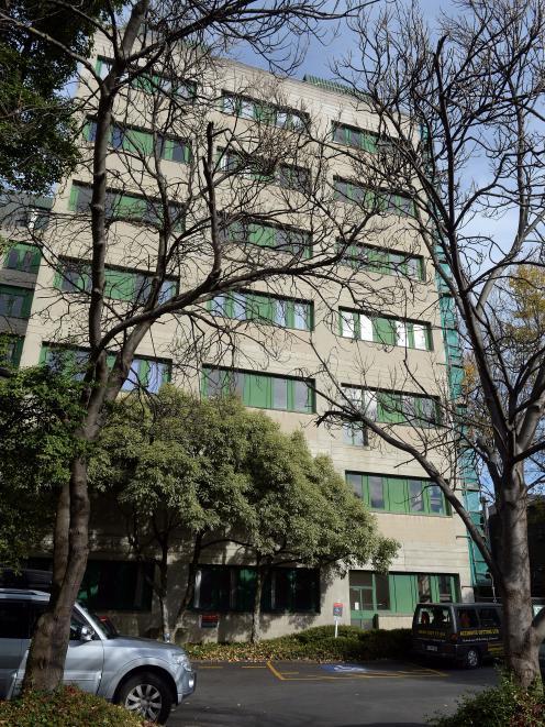 The Adams Building.