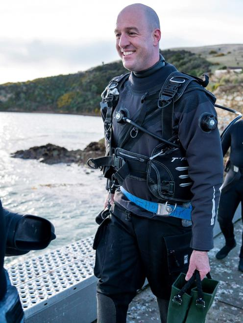 Coastal People: Southern Skies director Chris Hepburn is delighted with new funding of more than ...