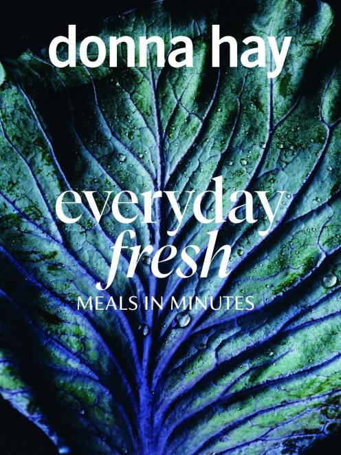 THE BOOK: Everyday Fresh, by Donna Hay, published by HarperCollins, RRP$50.