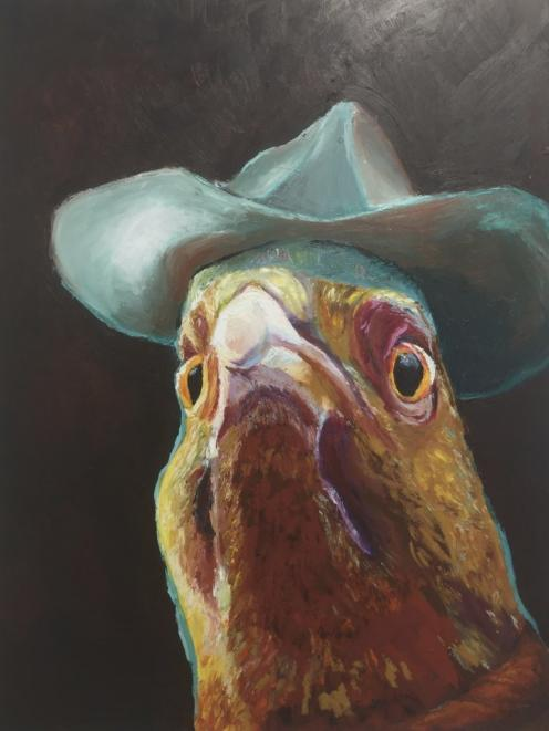 Free Range, by Lizzie Carruthers
