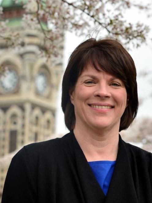 University of Otago vice-chancellor Harlene Hayne.