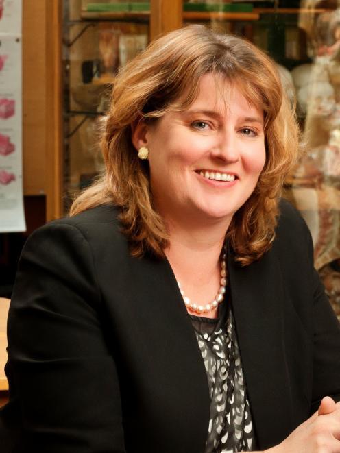 Prof Hallie Buckley. PHOTO: SUPPLIED