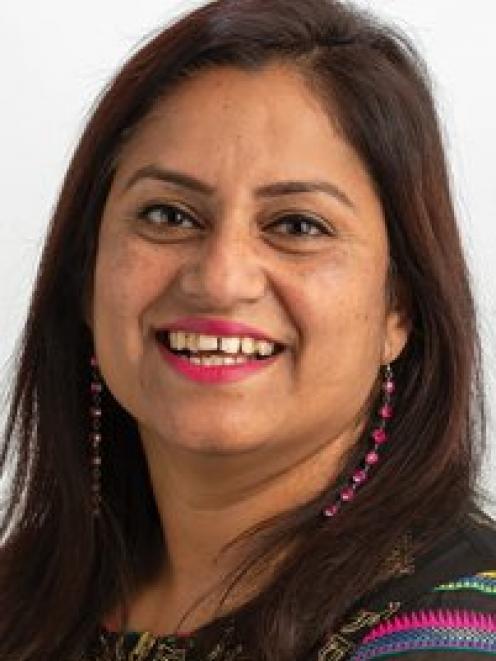 Sunita Gautam.