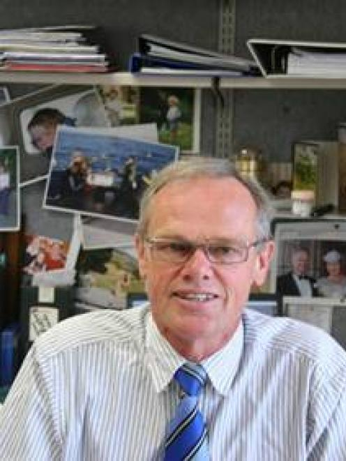 Oamaru Veterinary Centre director Simon Laming says if it were possible, he would  look overseas...
