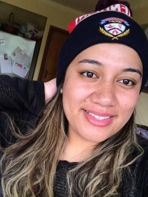 Melissa Lama: Lack of mental health services for students. Photo: supplied